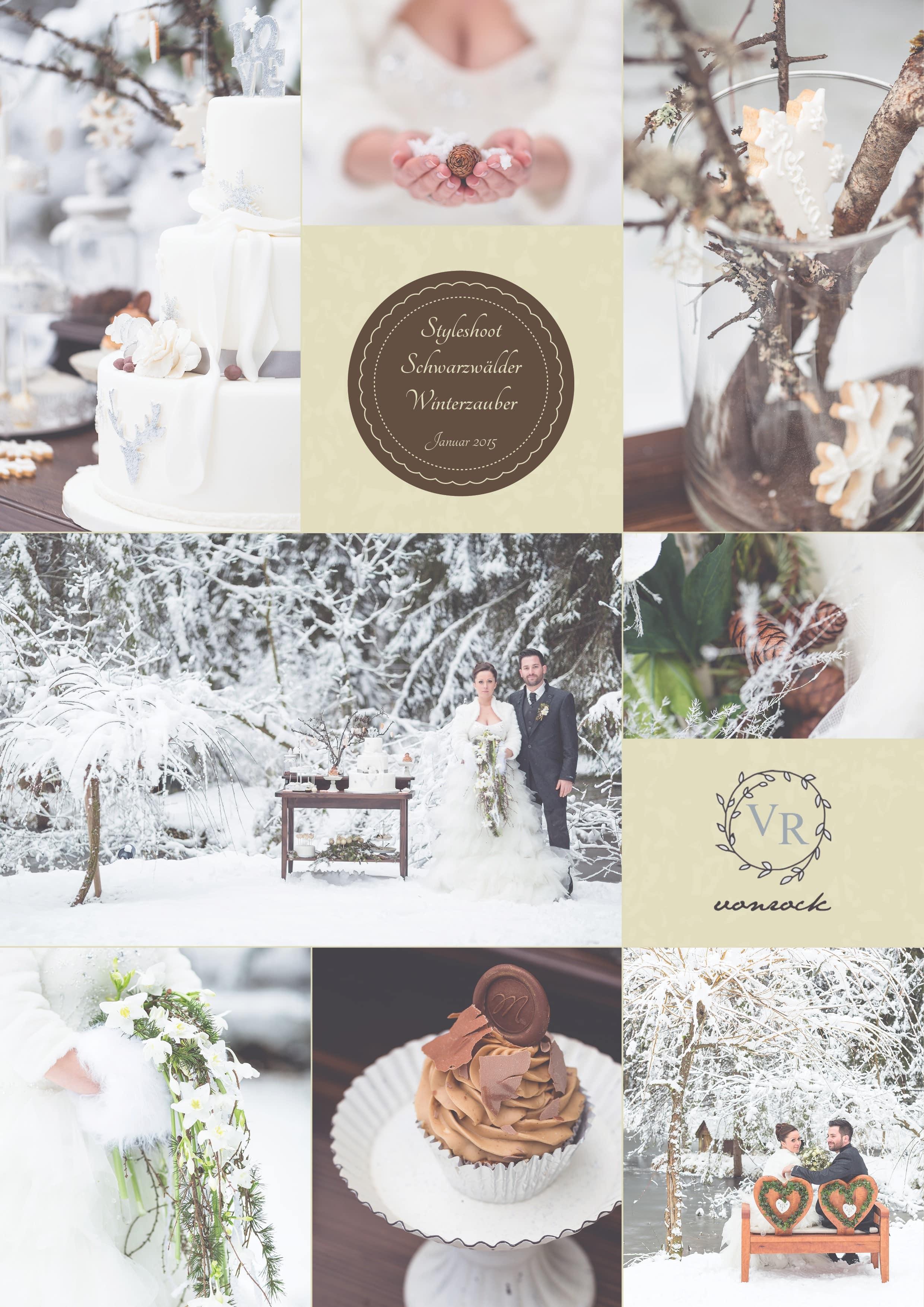 style shoot winterzauber moodboard