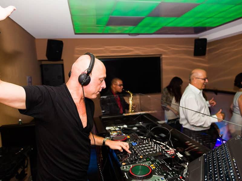 DJ-Hochzeit