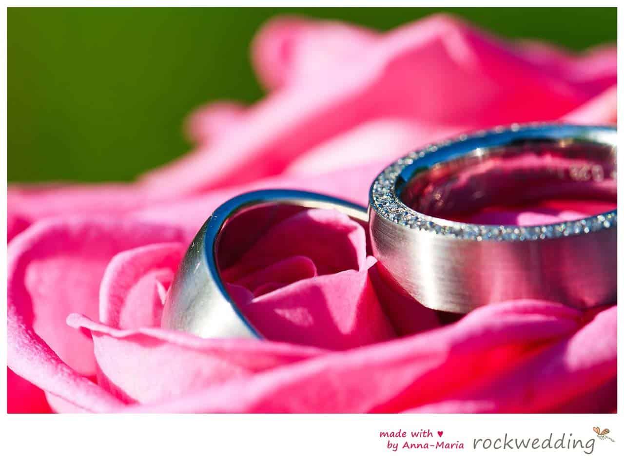 Wedding Rings & Jewelry ♥ rockwedding