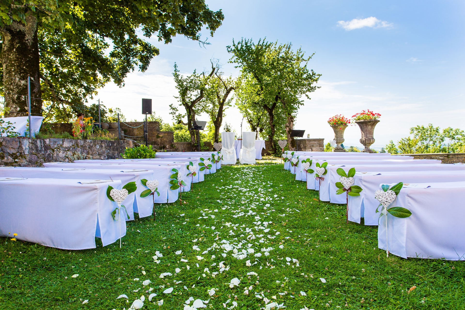 The most wonderful wedding locations