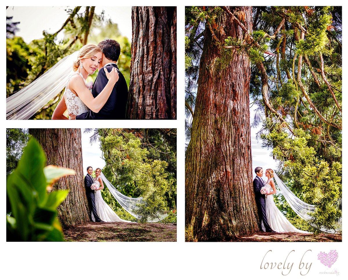 Hochzeit auf Insel Mainau am Bodensee Wedding Photographen