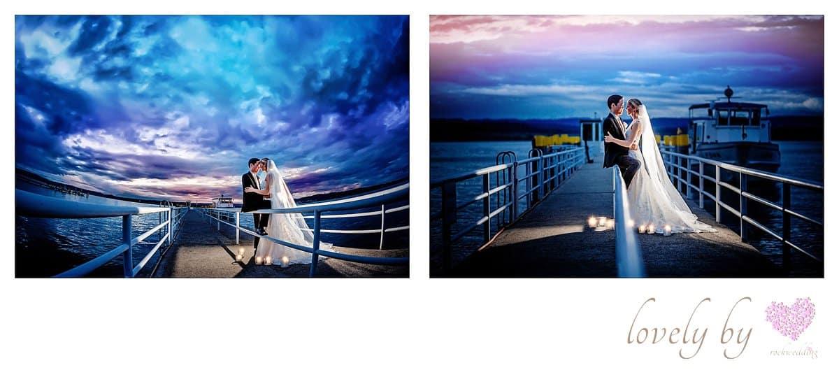 Hochzeit auf Insel Mainau am Bodensee Hochzeitsfotografie
