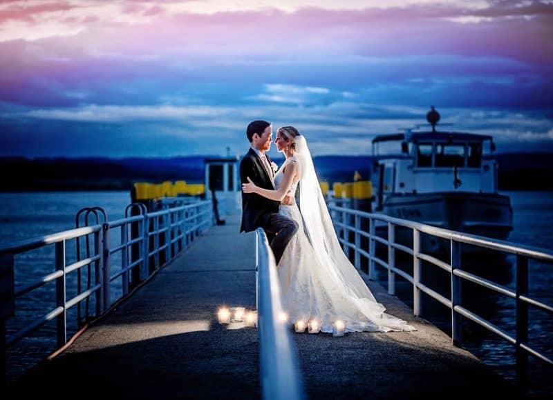 Hochzeit feiern auf der Insel Mainau am Bodensee