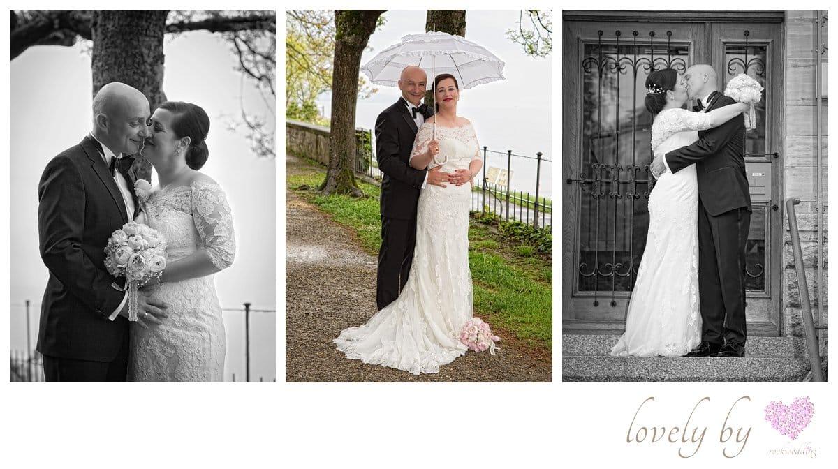 Standesamtliche Hochzeit in Schaffhausen, die Feier findet im Bad Hotel in Ueberlingen am Bodensee statt, vonrock weddingplanner rockwedding