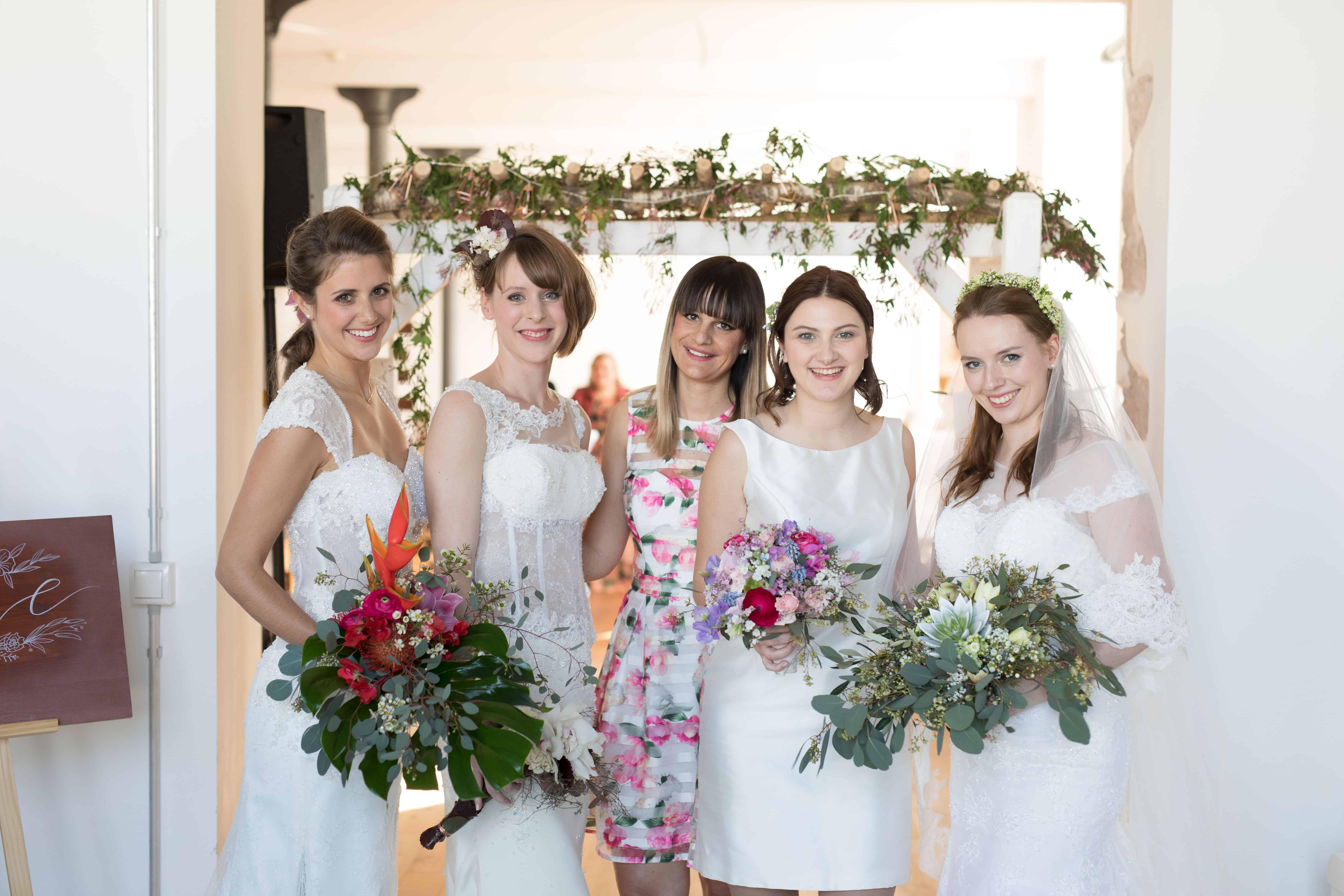 Bridal Teatime Hochzeitsmesse 2017
