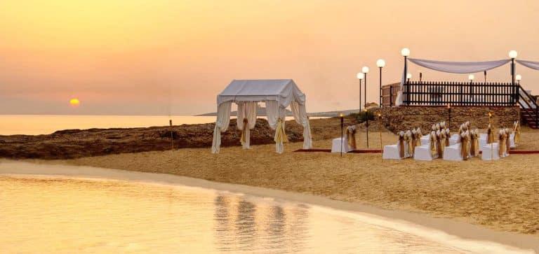Heiraten auf Malta - Strandhochzeit