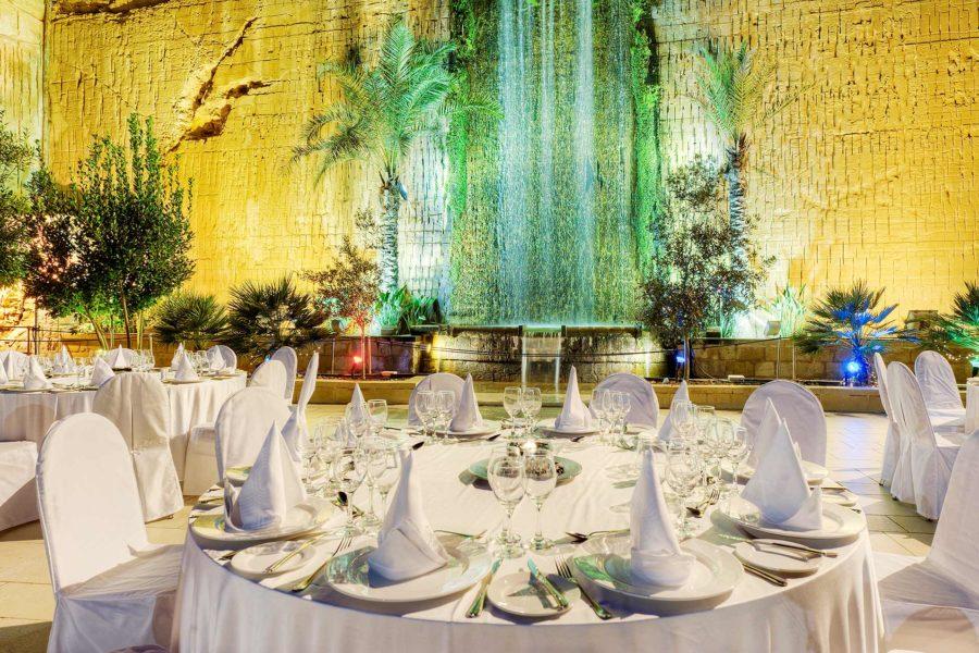 Heiraten im Limestone Heritage Malta