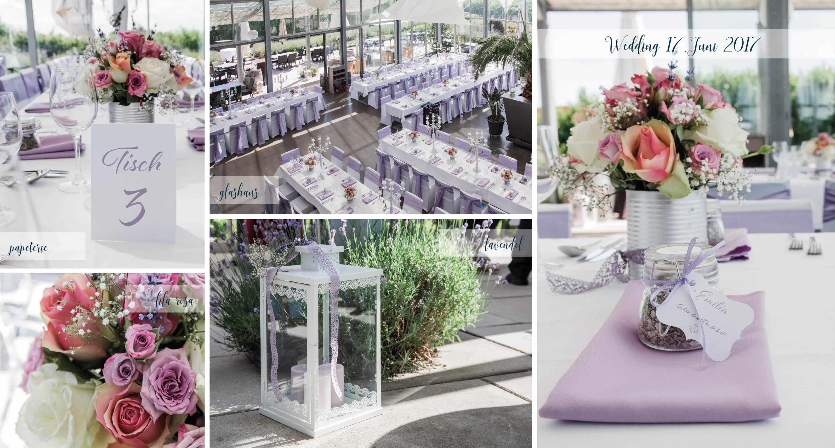 Hochzeitsplanung Freiburg Glashaus