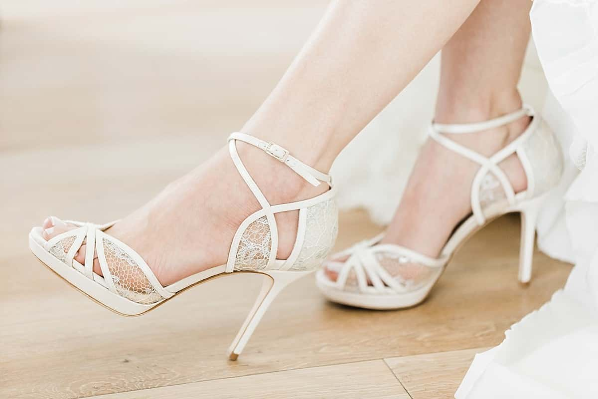 Vintage Shoes Wedding Uk