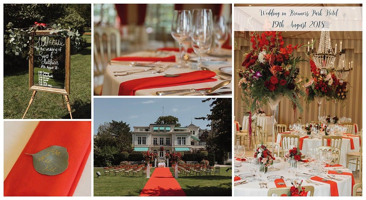 Chinesisch Deutsche Hochzeit Im Brenners Park Hotel Spa In Baden